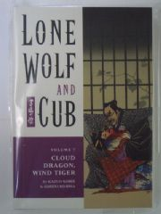 Lone Wolf and Cub Volume 7 TPB US 1st Edition